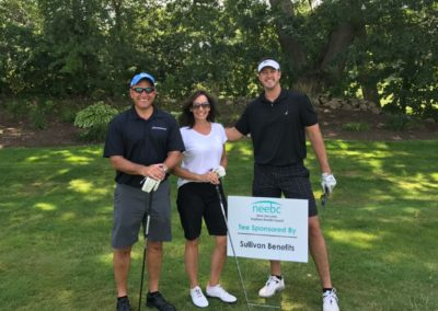 2017 NEEBC Swinging for Scholarships Golf Tournament
